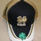 T.E.I  Notre Dame Irish Baseball Cap Multi Colored OSFM #828839211899