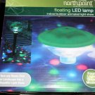Northpoint Floating LED Lamp Indoor / Outdoor Animated Light Show #736386482191
