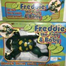 PMS Freddie The Frog & Baby Battery Operated Swim / Crawl Toy #42/262