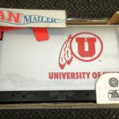 Flambeau Fan Mailer Decorator Rural Mailbox - University Of Utah #TRD-UUT