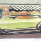 """Cool Tin Art Metal Car Sign Size: 16 1/2"""" Wide X 11"""" Long #CTAMC4"""
