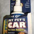 Stink Free Inc My Pet's Car Pet Odor Remover - Rain Storm Scent 4 Oz