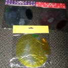 Computer Leaf Clover Gel Mouse Pad Colors: Purple, Red Or Yellow #881327402014