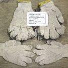 Perfecct Fit Industrial Cotton Blend Gloves Youth/Ladies Size 1 Dozen #TSK17Y-PC
