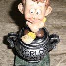 W.A.C World's Greatest Helper - Boy Sweeping #WG033 UPC:831774000282
