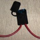 In-Line Fuse Holder W/ 15 AMP Fuse
