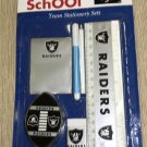 Custom Sports Inc. NFL Team / Oakland Raiders Stationery Set