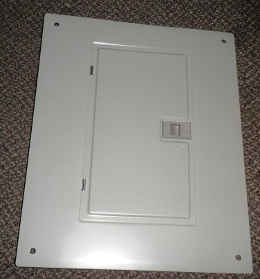 Square D By Schneider Electric HOMC12UC Load Center 12-24CKT Gray Cover
