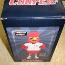 Shumsky Redhawk Mascot Cooper Bobblehead Souvenir #YY38-002