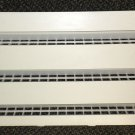 "Dometic Polar White 24"" Refrigerator Vent #3109350.011"