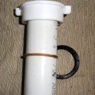"""JB Products 1 1/2"""" X 4"""" PVC Flanged Tailpiece With Nut & Washer Box 20 #OP09509"""