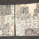 "RV Curtains 1 Pair Color: Multi Color Size: 27"" Wide X 25 1/2"" Long #756834"