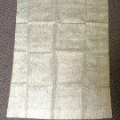 "RV Curtain Color: Kasper Sage Size: 18 3/4"" Wide X 23 3/4"" Long #765423"