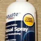 Equate Premium Saline Nasal Moisturizing Spray  3 Oz. UPC:605388661135