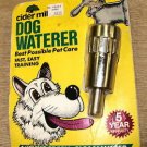 Cider Mill Dog Waterer #00840