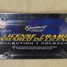 "Pilot ""Dodge"" Triple Chrome Plated License Plate Frame #WL031-C"