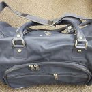 DK Navy Blue Weekender Carry On Travel Bag UPC:710534475938