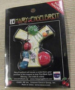 """Enesco / Mary Engelbreit """"Y"""" Super Magnet #180726Y"""