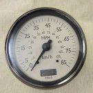 Beede Electrical Instrument Speedometer W/ Odometer #80053372 UPC:710534475723