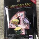 "Enesco / Mary Engelbreit ""4"" Super Magnet #1807264"
