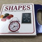 Shapes A Pull and Look Book #9781581176612