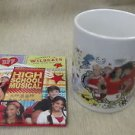 "Disney High School Musical Ceramic Mug And 4"" X 5"" Photo Frame #073964407901"