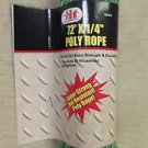 """IIT Green Poly Rope 1/4"""" X 72' #48960 UPC: 039593489602"""