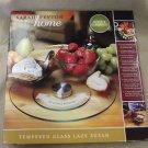 Sarah Peyton Home Tempered Glass Lazy Susan #222541-01