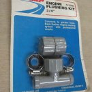 "Champ 3/4"" Engine Flushing Kit #9-1749"