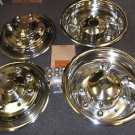 "Dior Versa S.S 19.5"", 8 Lug, 4 Hand Hole Wheel Simulator Set #V19580"