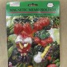Regent Products 6 Piece Veggie Magnetic Memo Holders #G25335N