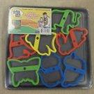 Xylan Bake & Fun 9 Piece Animal Friends Baking Set #739192131505