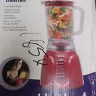 Rival Red Household Use 6 Speed Blender With Pulse #RV-990  UPC:655772009906