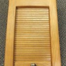 "Wood 8 1/4"" X 12"" Roll Up Cabinet Door Size: 12 1/4"" X 18 1/2"" X 4 1/2"""