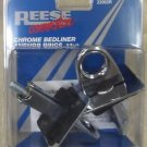 Reese Connection Chrome Bedliner Anchor Rings Set 2 #22003R