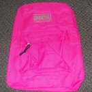 "Sportpak Unlimited Hot Pink Backpack Size: 16.75"" X 12.75"" X 6.25"" #2509-62134E"