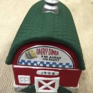 FIGI's / R.O.C Ceramic Red Barn Candy Dish #051-0885-5-96