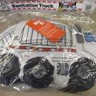 Bronx Toys Sanitation Truck Pillow / Toy  UPC:850609003021