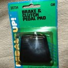 Motormite / Dorman GM Brake & Clutch Pedal Pad # 20734 UPC: 037495207348