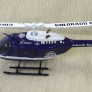 White Rose Collectibles Colorado Helicopter #MLBBH01233-27 UPC:642464007142