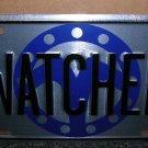 """Davis Panzer Production Highlander """"Watcher"""" License Plate #98H-2267"""