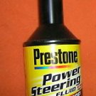 Prestone Power Steering Fluid + Stop Leak 12 Fl. Oz. #P-3914 UPC:797496657770