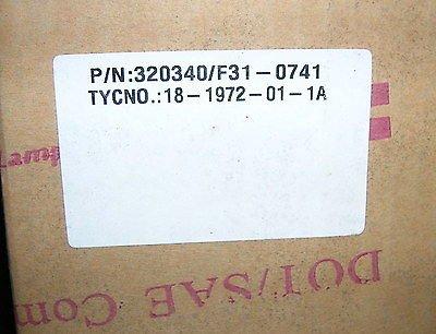 TYC Right Side Marker Light  #18-1972-01-1A UPC:710534478557