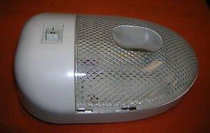 Gustafuson 12V 6 LED Oval Single Light W/ Push Button On/Off Switch #MG-002