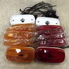Optronics Clearance Light Complete Set - 5 Red & 5 Amber UPC:710534472210