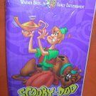 Warner Brothers Scooby-Doo In Arabia Nights VHS Tape  UPC:014764147932