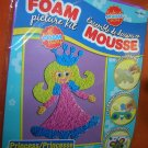 Dollarama Foam Picture Craft Kit - Princess  UPC:667888092994