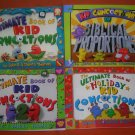 The Ultimate Book Of Kid Concoctions Book Set - 4 Books UPC:710534484381