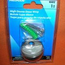 Hillman Pewter High Dome Door Stop  1 Piece #852972  UPC:008236986617