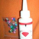 Mighty Gemit Embellishing Adhesive with 50 Gems  UPC:710534483490